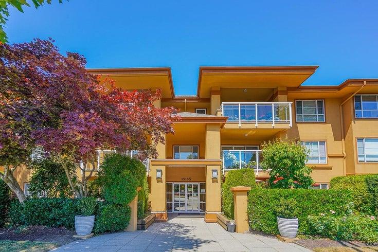 308 15155 22 AVENUE - Sunnyside Park Surrey Apartment/Condo for sale, 2 Bedrooms (R2606124)