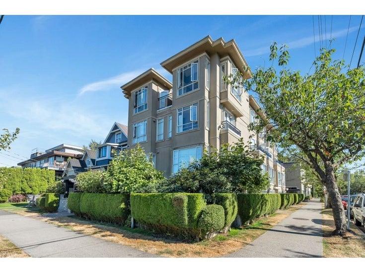 201 2190 W 5TH AVENUE - Kitsilano Apartment/Condo for sale, 1 Bedroom (R2606161)