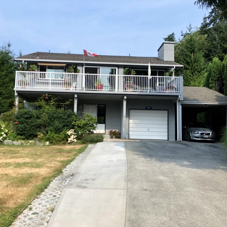 5950 DRIFTWOOD PLACE - Sechelt District House/Single Family for sale, 4 Bedrooms (R2606182)