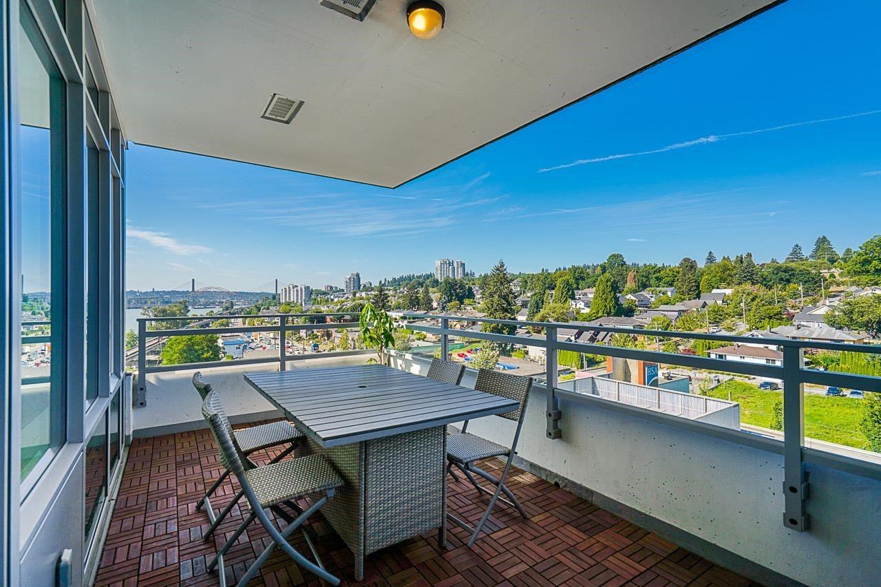 801 200 NELSON'S CRESCENT - Sapperton Apartment/Condo for sale, 2 Bedrooms (R2606193)