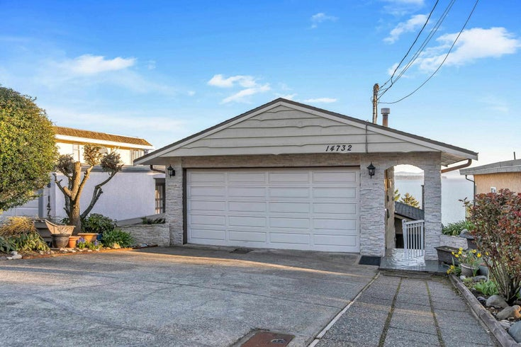 14732 OXENHAM AVENUE - White Rock House/Single Family for sale, 3 Bedrooms (R2606203)