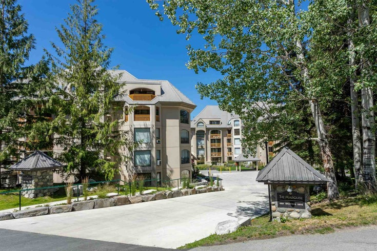 313 4809 SPEARHEAD DRIVE - Benchlands Apartment/Condo for sale, 1 Bedroom (R2606206)