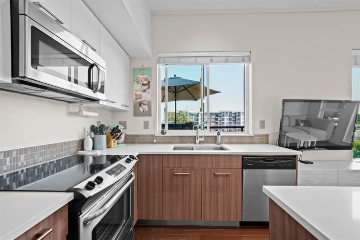 407 2214 KELLY AVENUE - Central Pt Coquitlam Apartment/Condo for sale, 2 Bedrooms (R2606208)