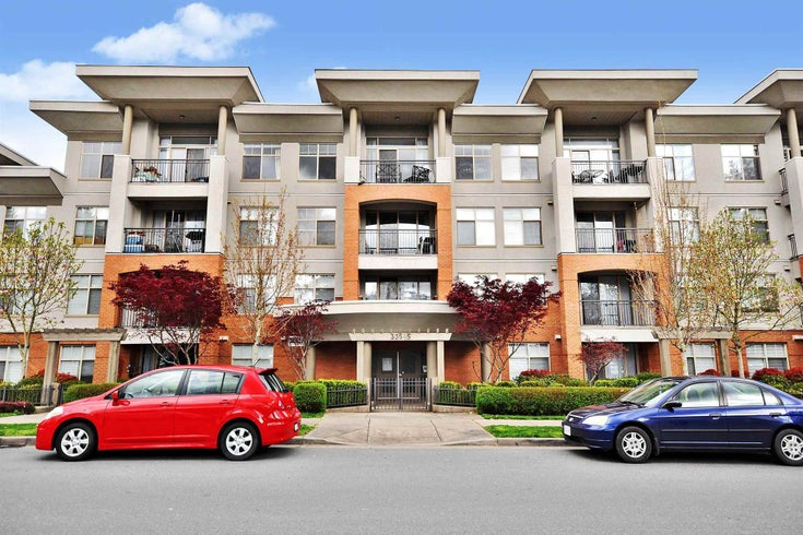 204 33545 RAINBOW AVENUE - Central Abbotsford Apartment/Condo for sale, 2 Bedrooms (R2606221)