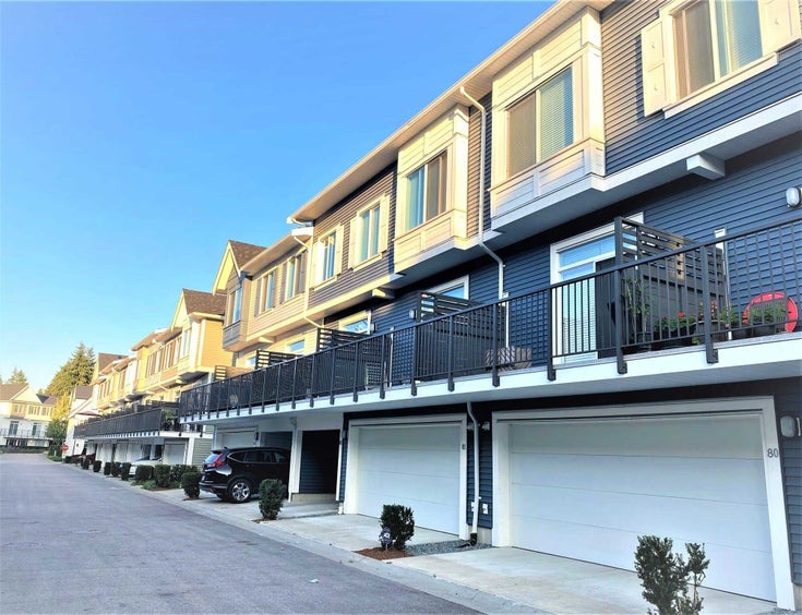 80 15268 28 AVENUE - King George Corridor Townhouse for sale, 4 Bedrooms (R2606254)