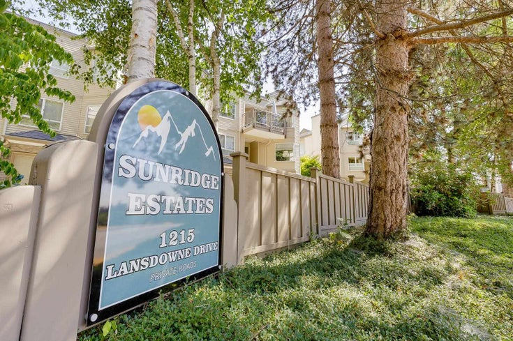221 1215 LANSDOWNE DRIVE - Upper Eagle Ridge Townhouse for sale, 3 Bedrooms (R2606265)