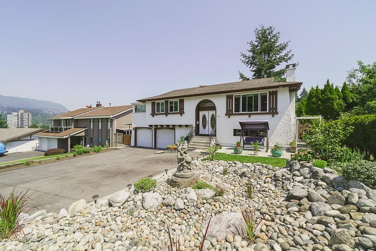 204 MORAY STREET - Port Moody Centre House/Single Family for sale, 5 Bedrooms (R2606303)