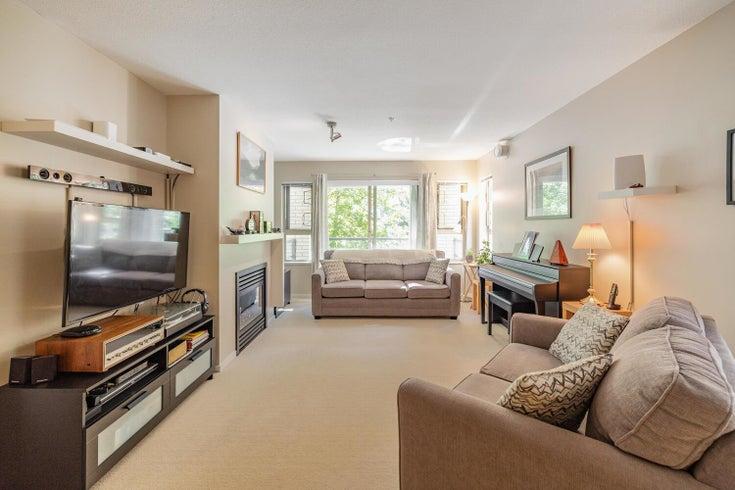 307 9319 UNIVERSITY CRESCENT - Simon Fraser Univer. Apartment/Condo for sale, 3 Bedrooms (R2606312)