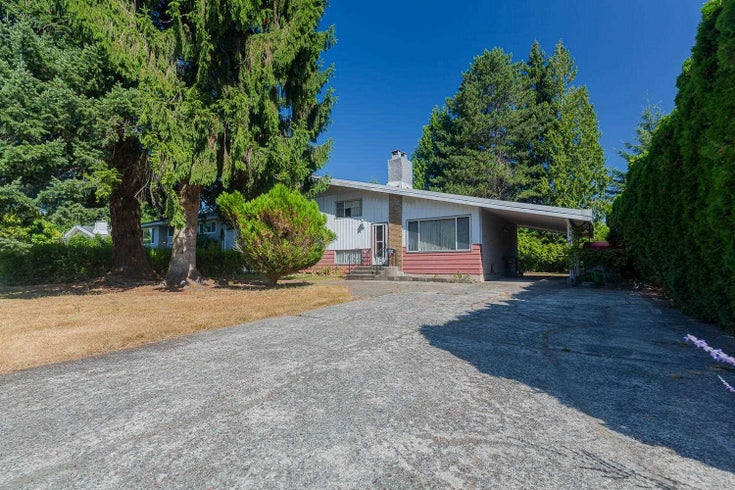 1831 WOODVALE AVENUE - Central Coquitlam House/Single Family for sale, 3 Bedrooms (R2606336)