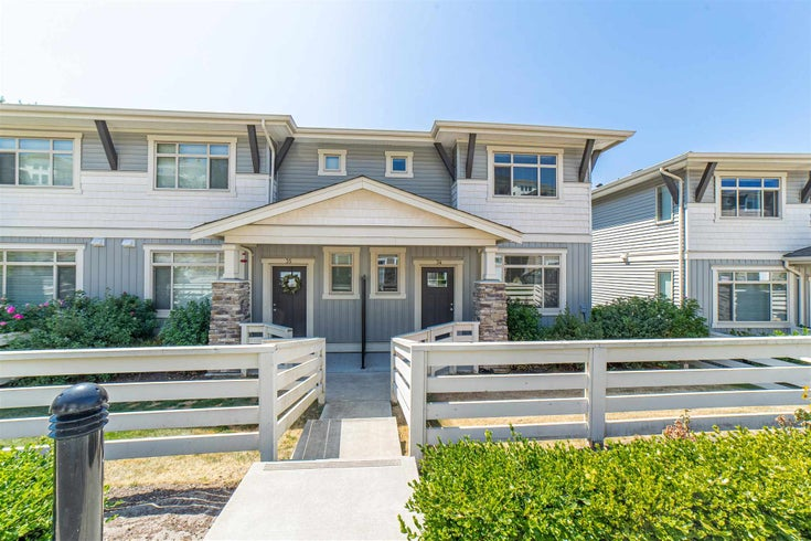 34 34230 ELMWOOD DRIVE - Central Abbotsford Townhouse for sale, 3 Bedrooms (R2606356)