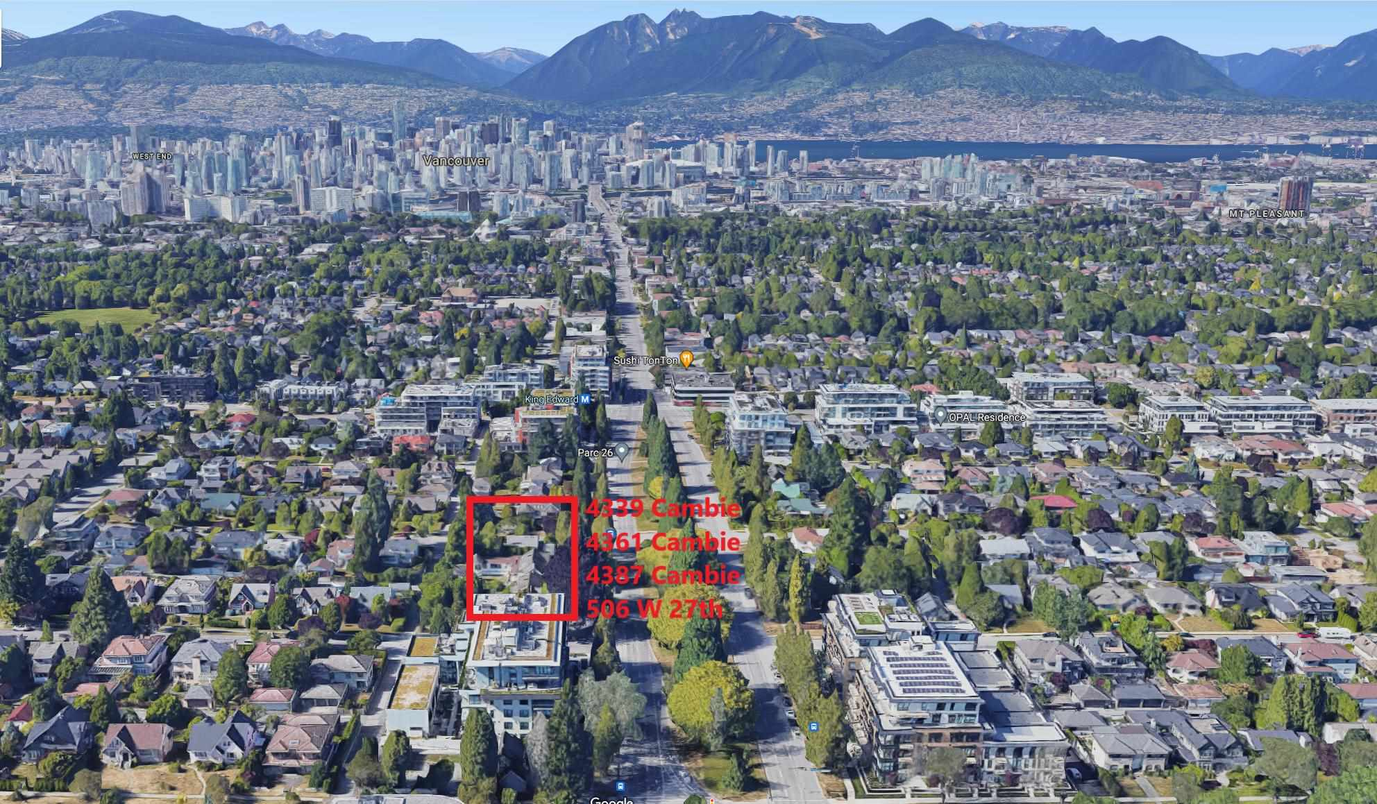 4361 CAMBIE STREET - Cambie House/Single Family for sale, 5 Bedrooms (R2606379) - #1