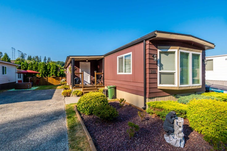 140 3300 HORN STREET - Central Abbotsford Manufactured for sale, 3 Bedrooms (R2606407)