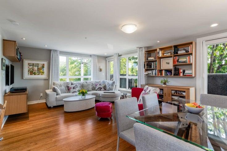 301 2481 WATERLOO STREET - Kitsilano Apartment/Condo for sale, 2 Bedrooms (R2606420)