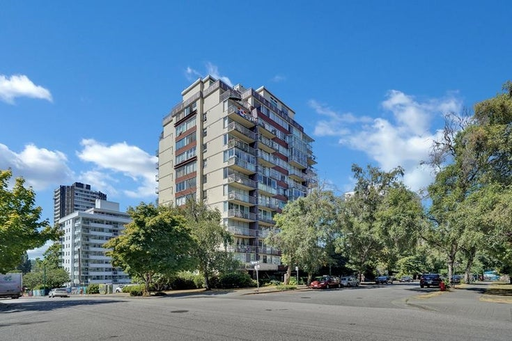 408 1100 HARWOOD STREET - West End VW Apartment/Condo for sale(R2606423)