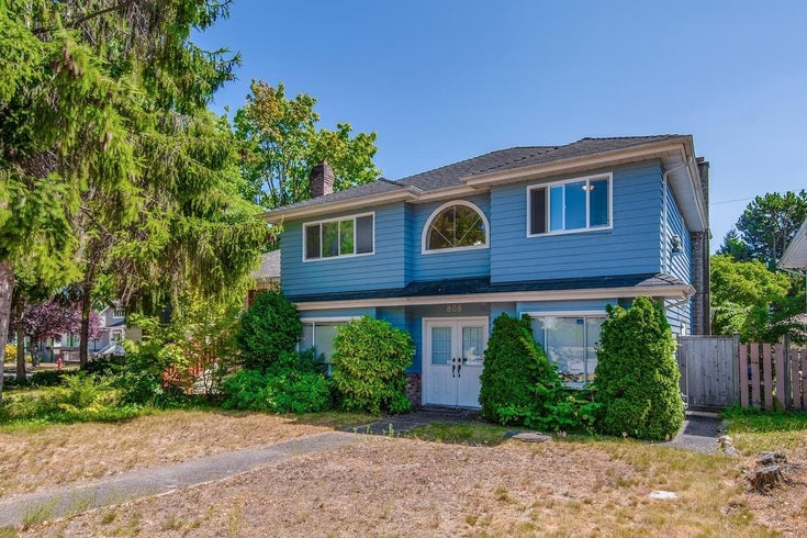 808 W 66TH AVENUE - Marpole House/Single Family for sale, 3 Bedrooms (R2606444)