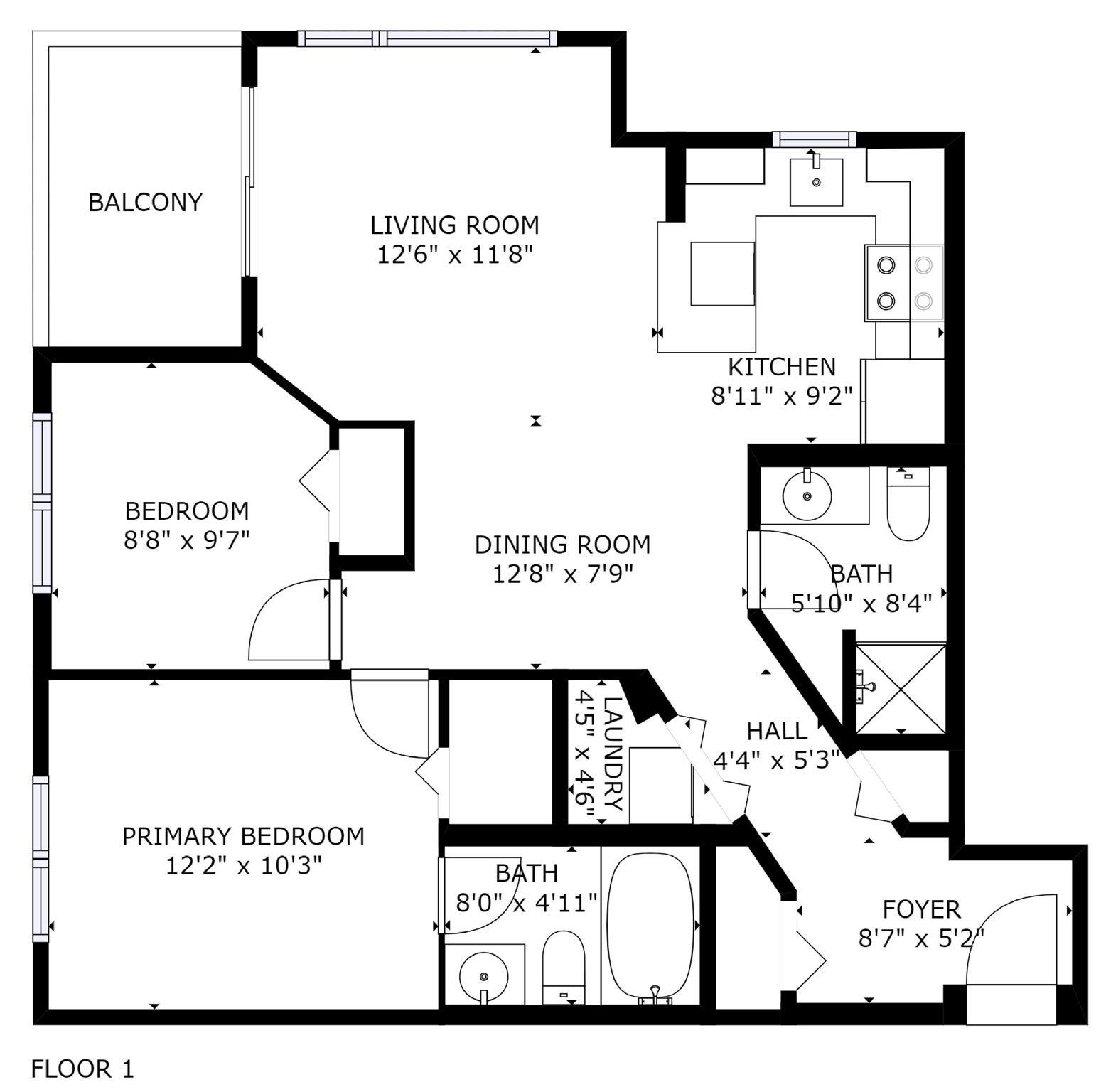 205 7225 ACORN AVENUE - Highgate Apartment/Condo for sale, 2 Bedrooms (R2606454) - #10