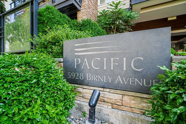 119 5928 BIRNEY AVENUE - University VW Apartment/Condo for sale, 2 Bedrooms (R2606462)