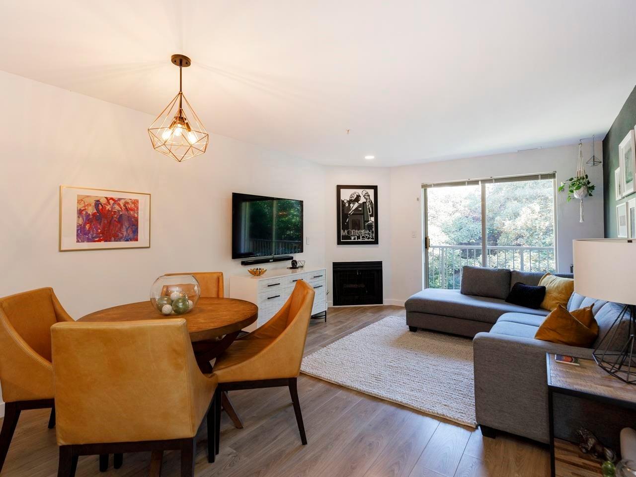 317 1820 W 3RD AVENUE - Kitsilano Apartment/Condo for sale, 2 Bedrooms (R2606478) - #1