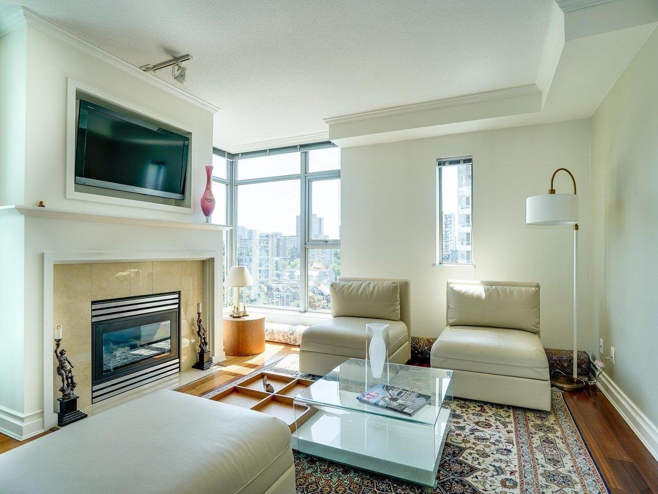 1003 1790 BAYSHORE DRIVE - Coal Harbour Apartment/Condo for sale, 1 Bedroom (R2606481) - #3