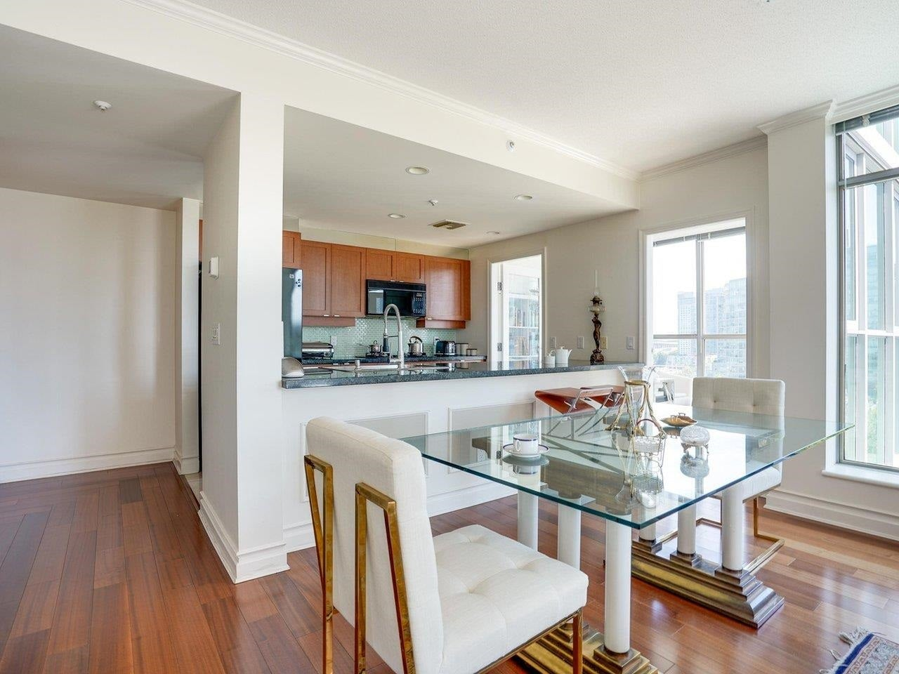 1003 1790 BAYSHORE DRIVE - Coal Harbour Apartment/Condo for sale, 1 Bedroom (R2606481) - #4