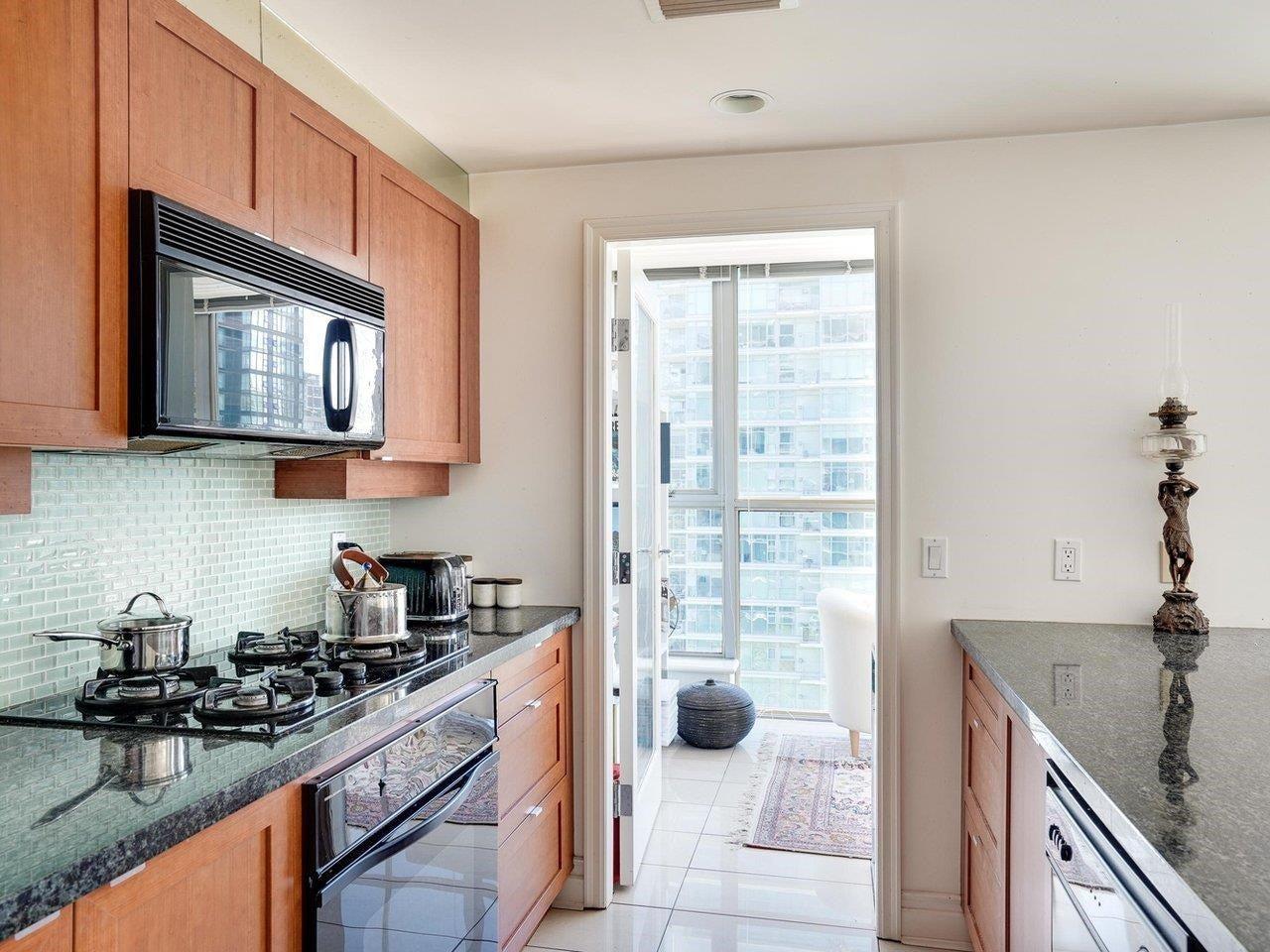 1003 1790 BAYSHORE DRIVE - Coal Harbour Apartment/Condo for sale, 1 Bedroom (R2606481) - #9