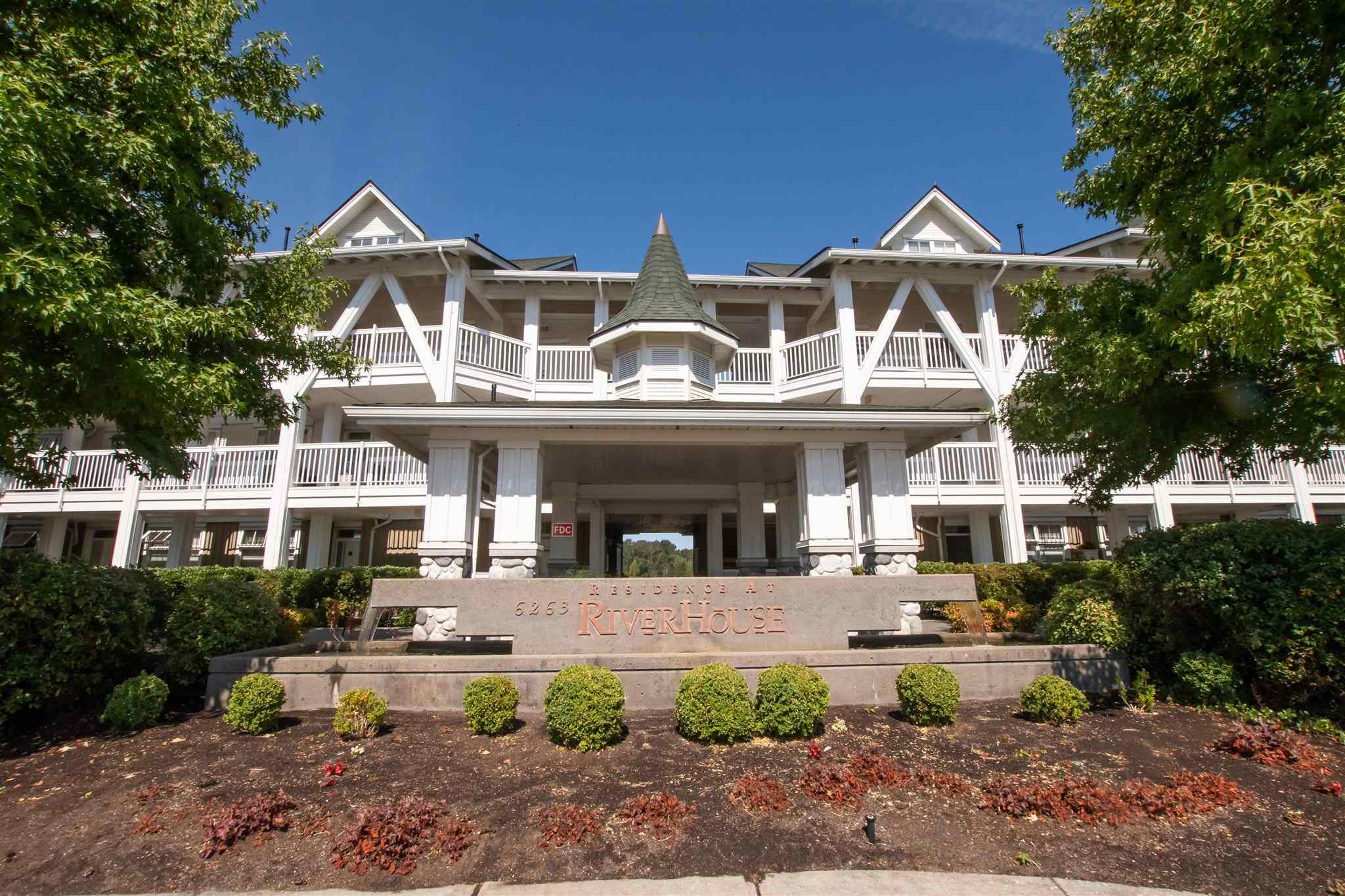 206 6263 RIVER ROAD - East Delta Apartment/Condo for sale, 2 Bedrooms (R2606512) - #1