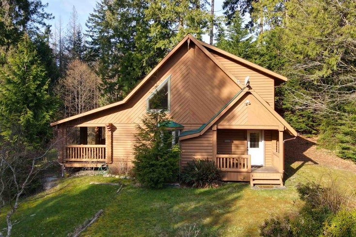 5660 EDWARD ROAD - Sechelt District House with Acreage for sale, 3 Bedrooms (R2606530)
