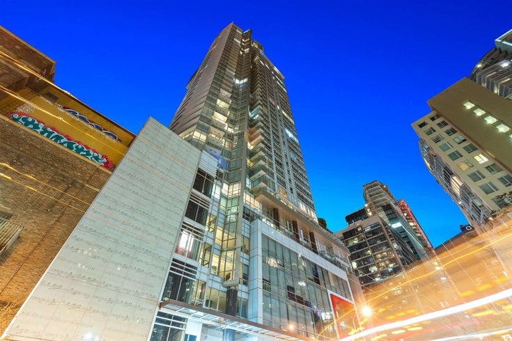 2805 833 SEYMOUR STREET - Downtown VW Apartment/Condo for sale, 1 Bedroom (R2606534)