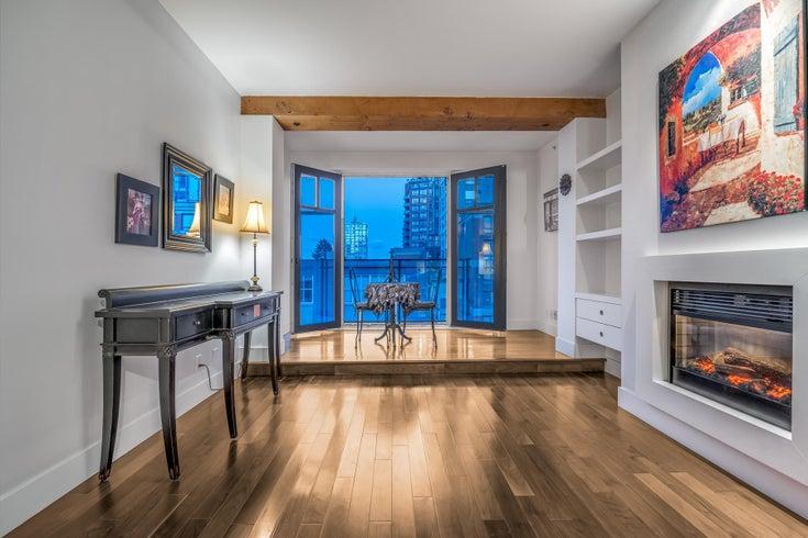 303 1275 HAMILTON STREET - Yaletown Apartment/Condo for sale, 1 Bedroom (R2606541)