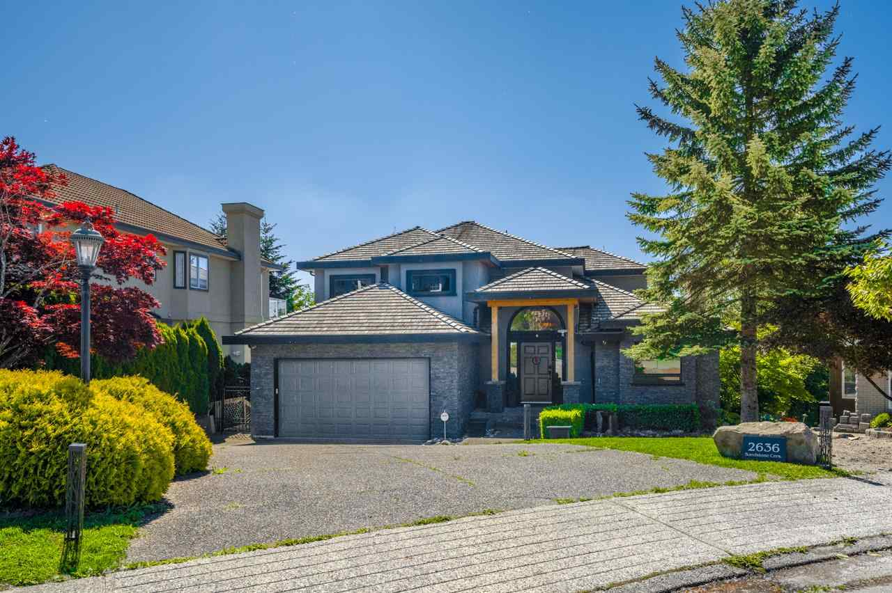 2636 SANDSTONE CRESCENT - Westwood Plateau House/Single Family for sale, 5 Bedrooms (R2606553) - #1