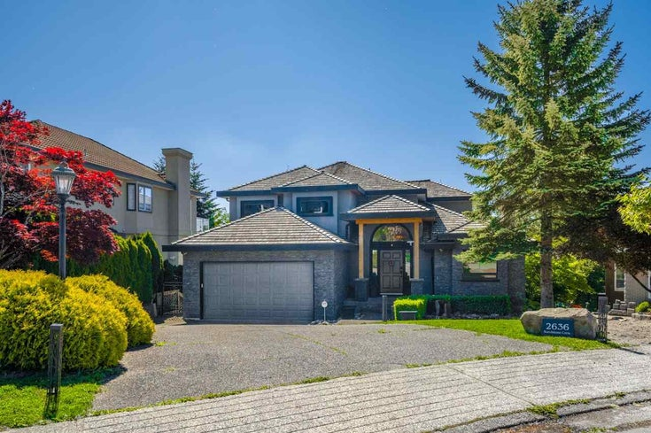2636 SANDSTONE CRESCENT - Westwood Plateau House/Single Family for sale, 5 Bedrooms (R2606553)