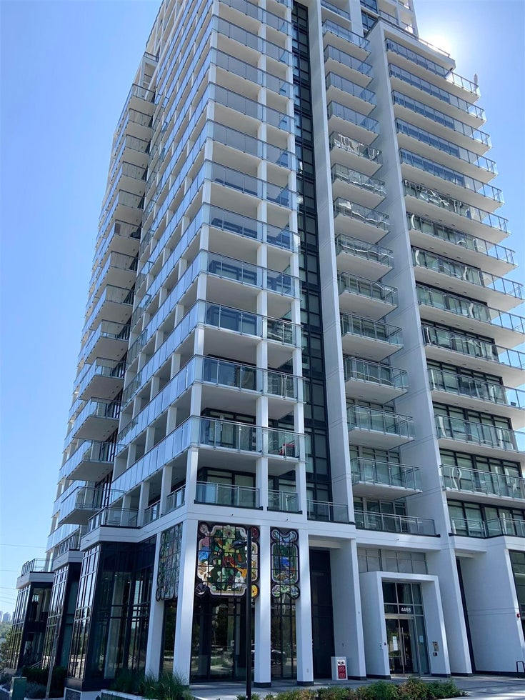 802 4488 JUNEAU STREET - Brentwood Park Apartment/Condo for sale, 1 Bedroom (R2606575)