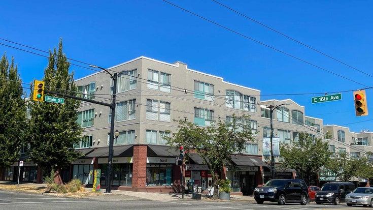 208 189 E 16TH AVENUE - Mount Pleasant VE Apartment/Condo for sale, 2 Bedrooms (R2606587)