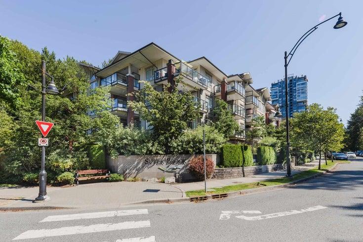 103 100 CAPILANO ROAD - Port Moody Centre Apartment/Condo for sale, 2 Bedrooms (R2606625)