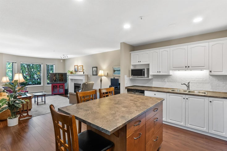 101 11771 DANIELS ROAD - East Cambie Apartment/Condo for sale, 2 Bedrooms (R2606627)
