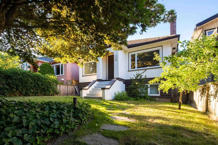 4343 W 15TH AVENUE - Point Grey House/Single Family for sale, 4 Bedrooms (R2606660)