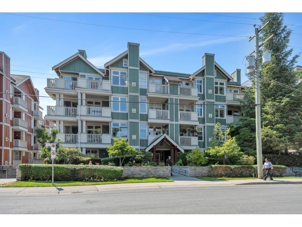 314 15350 16A AVENUE - King George Corridor Apartment/Condo for sale, 1 Bedroom (R2606661)