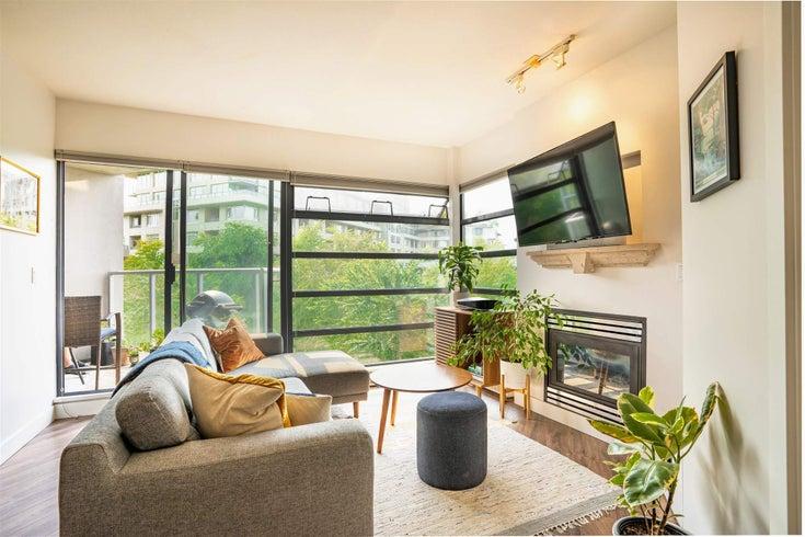 404 2228 MARSTRAND AVENUE - Kitsilano Apartment/Condo for sale, 2 Bedrooms (R2606691)