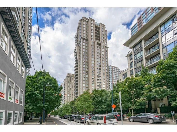1005 969 RICHARDS STREET - Downtown VW Apartment/Condo for sale, 1 Bedroom (R2606704)