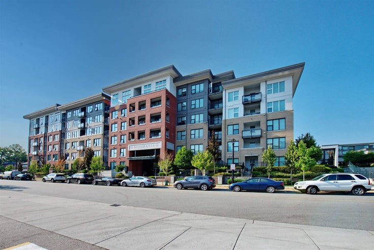 106 9311 ALEXANDRA ROAD - West Cambie Apartment/Condo for sale, 2 Bedrooms (R2606718)