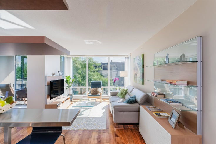 202 1438 RICHARDS STREET - Yaletown Apartment/Condo for sale, 2 Bedrooms (R2606724)