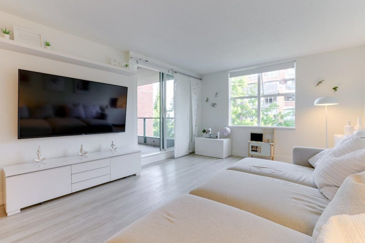 409 503 W 16TH AVENUE - Fairview VW Apartment/Condo for sale, 1 Bedroom (R2606729)