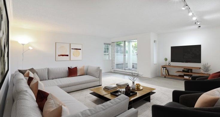 A6 1870 W 6TH AVENUE - Kitsilano Apartment/Condo for sale, 2 Bedrooms (R2606747)
