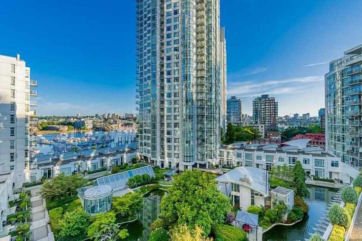 908 198 AQUARIUS MEWS - Yaletown Apartment/Condo for sale, 2 Bedrooms (R2606752)
