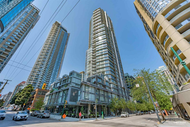2008 1283 HOWE STREET - Downtown VW Apartment/Condo for sale, 1 Bedroom (R2606770)