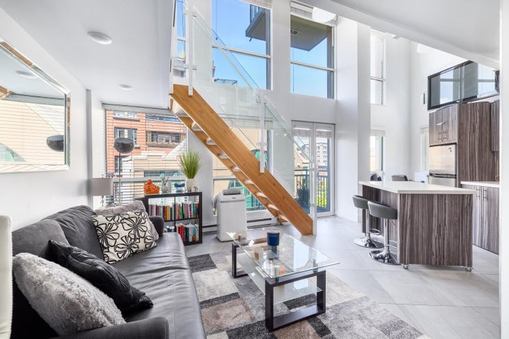 311 1 E CORDOVA STREET - Downtown VE Apartment/Condo for sale, 1 Bedroom (R2606790)
