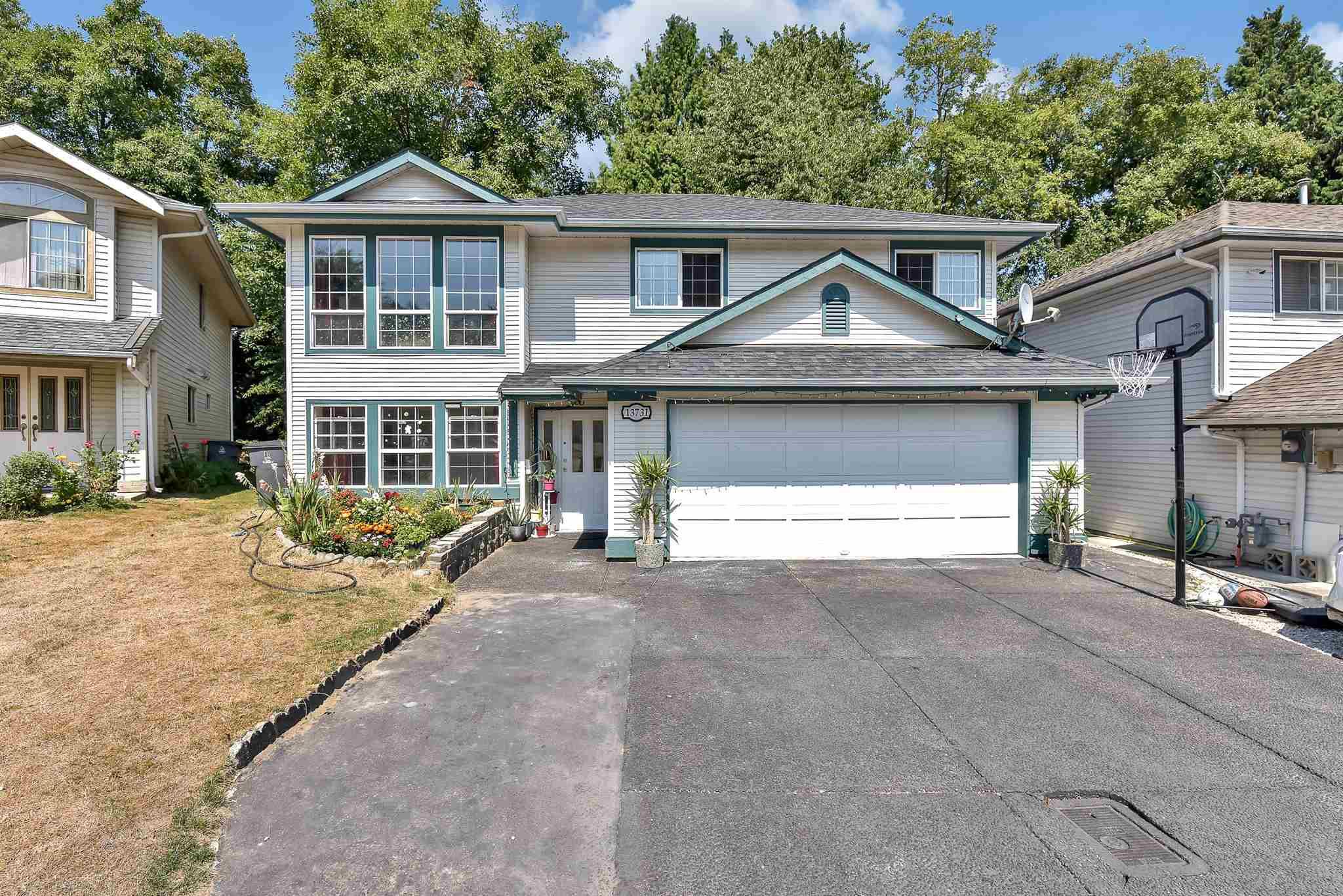 13731 63B AVENUE - Sullivan Station House/Single Family for sale, 5 Bedrooms (R2606812)