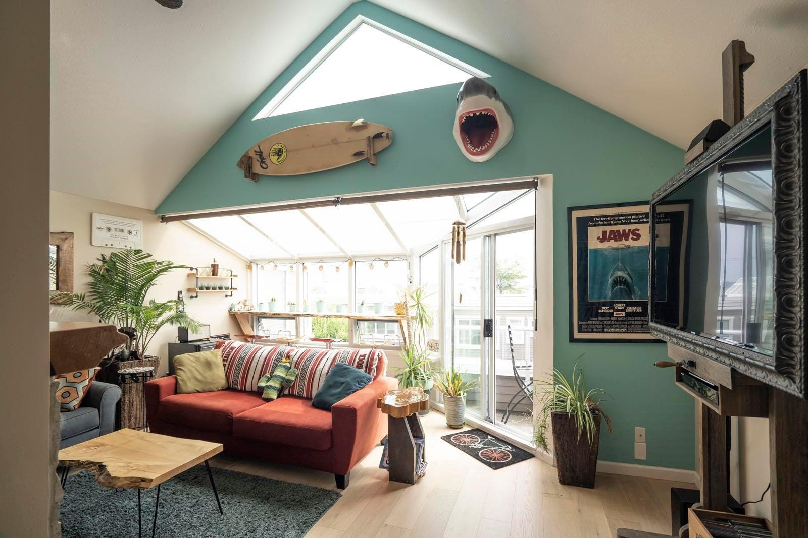14832 BEACHVIEW AVENUE - White Rock Townhouse for sale, 2 Bedrooms (R2606829)