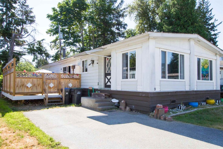 9 40157 GOVERNMENT ROAD - Garibaldi Highlands Manufactured for sale, 2 Bedrooms (R2606843)