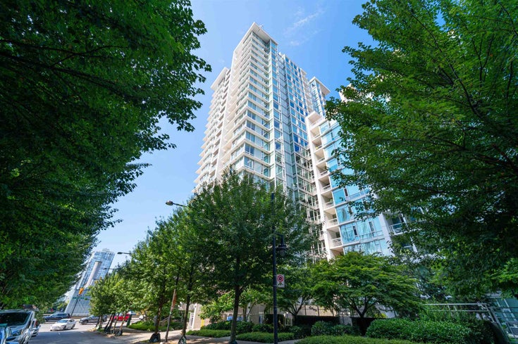 509 161 W GEORGIA STREET - Downtown VW Apartment/Condo for sale, 2 Bedrooms (R2606857)
